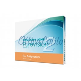 PureVision 2 HD For Astigmatism (3 Lenti)