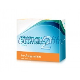 PureVision 2 HD For Astigmatism (6 Lenti)
