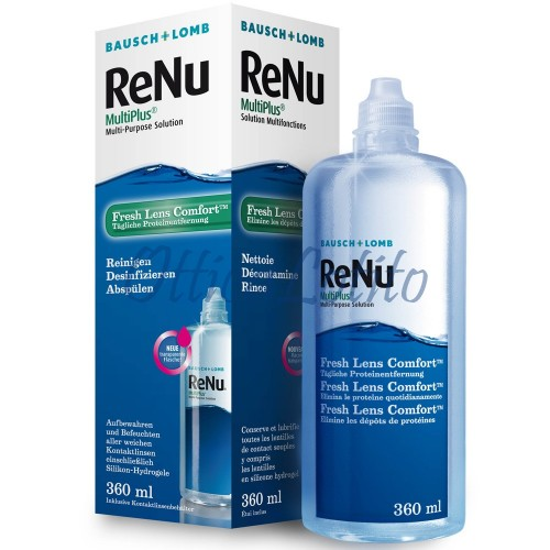 ReNu Multiplus Fresh Lens Comfort 360 ml