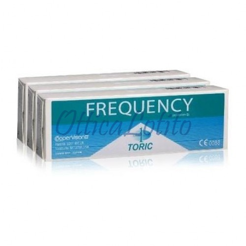 Frequency 1 Day Toric 90