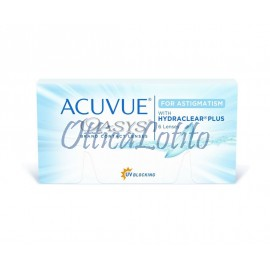 Acuvue Oasys For Astigmatism (Negative)