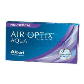 Air Optix Aqua Multifocal (3 Lenti)