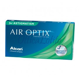 Air Optix For Astigmatism (3 Lenti)