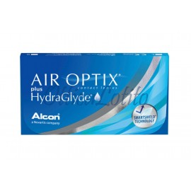 Air Optix Plus HydraGlyde (6 Lenti)