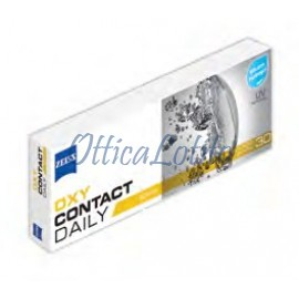 Oxy Contact Daily Toric