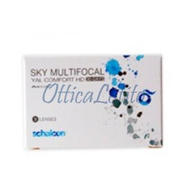 Sky Multifocal Yal Comfort HD