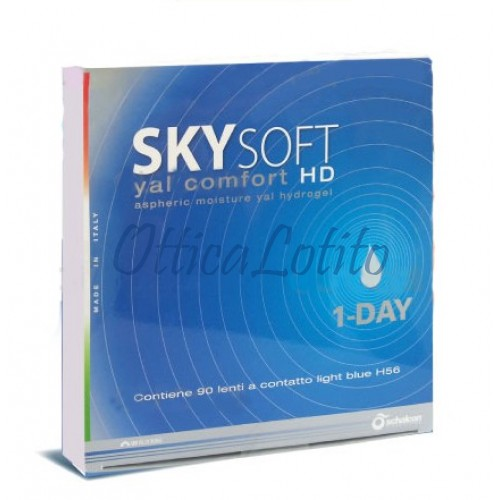 Sky Soft Yal Comfort HD 1 Day