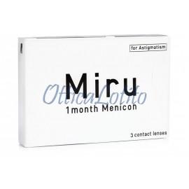 MIRU For Astigmatism (3 Lenti)
