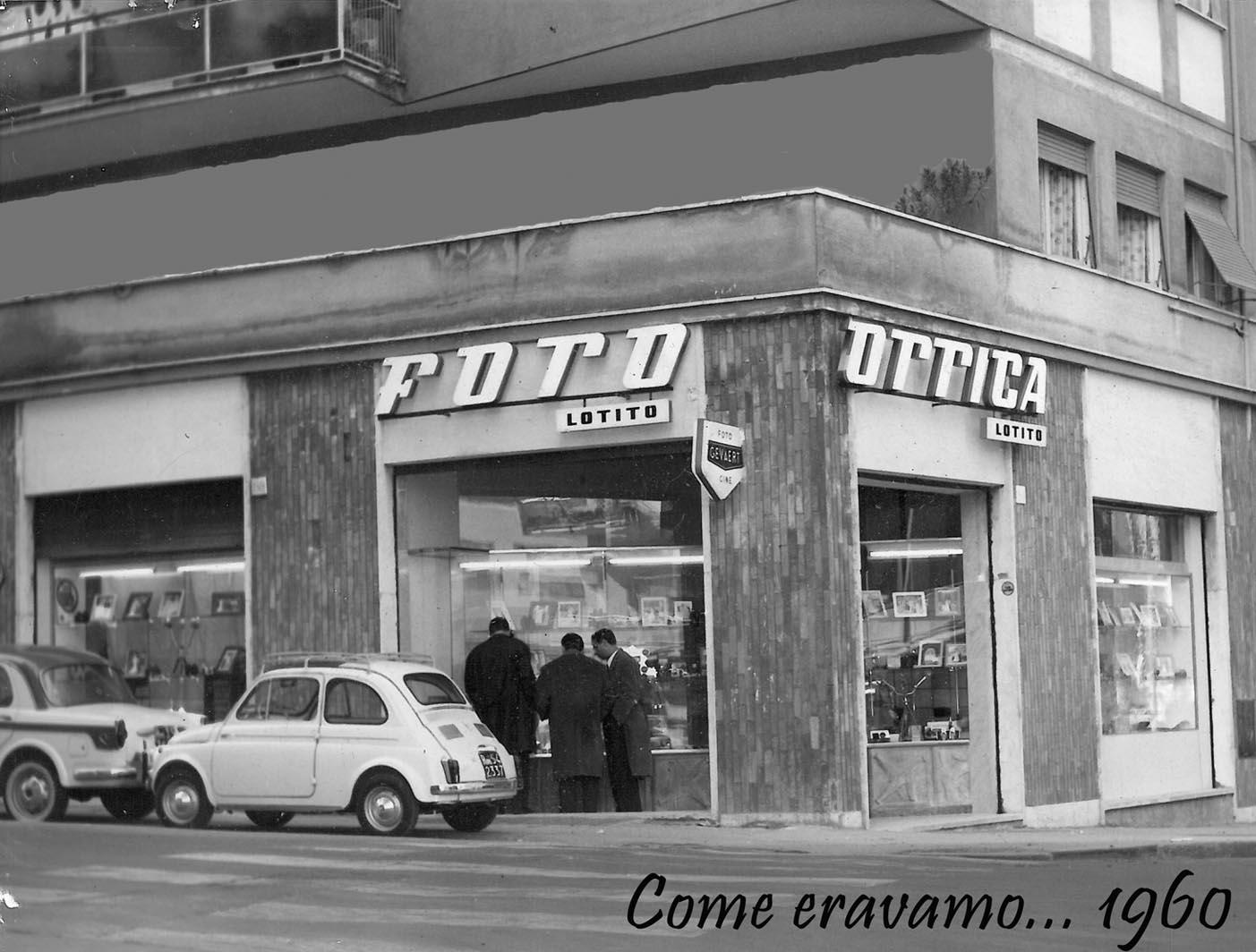 Ottica Lotito 1960